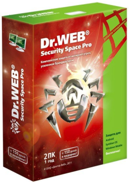 Dr.Web Security Space Pro 6